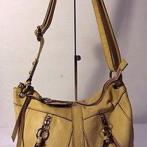 Fossil Leather Shoulder Bag Crossbody Purse Photo