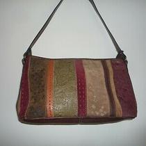 Fossil Leather Shoulder Bag Guc. Photo