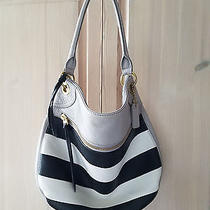 Fossil Leather Slouchy Tote Photo