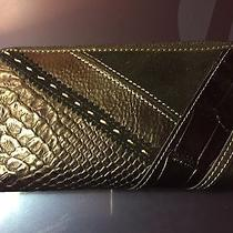 Fossil Leather Wallet Black Photo