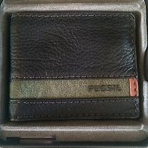 Fossil Leather Wallet Nwt Photo