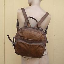 Fossil Long Live Vintage Backpack Bag  Photo