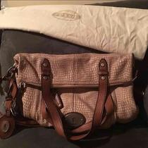 Fossil Maddox Foldover Tote Photo