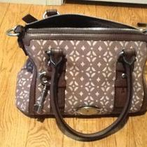 Fossil Maddox Handbag Nwt Photo