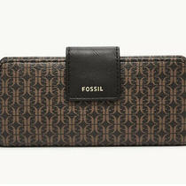 Fossil Madison Slim Smart Clutch Bag Purse - Brand New Photo