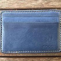 Fossil Magic Wallet for Men Blue Photo