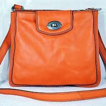 Fossil Marlow Leather Crossbody  Photo