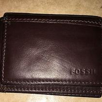 Fossil Men Excue Fold Wallet  Photo