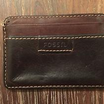 Fossil - Men's Leather Wallet Photo
