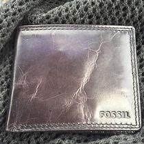 Fossil Men's Wallet  Brand New   Photo