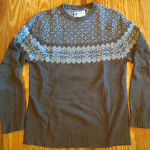 Fossil Men's Winter Sweater - Size Small Photo