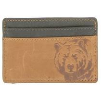 Fossil Mens Andy Brown Leather Organizer Money Holder Card Case O/s Bhfo 3385 Photo