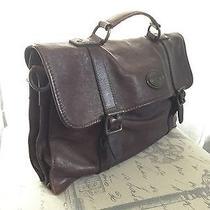 Fossil Mens Attache/briefcase Photo