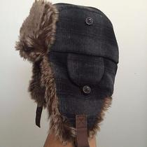 Fossil Mens Bomber Hat Photo