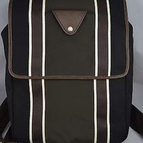 Fossil Mens Lane Collection Rucksack Backpack Bag Black  Photo