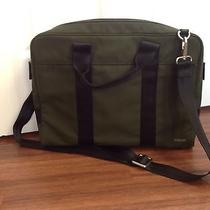 Fossil Mercer Nylon Work Brief Bag 15