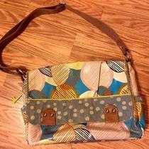 Fossil Messenger Bag Photo