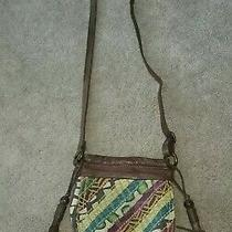 Fossil Messenger Bag Canvas Photo