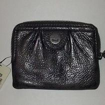 Fossil Metallic Zip Wallet/cell Phone Carry All in One Photo