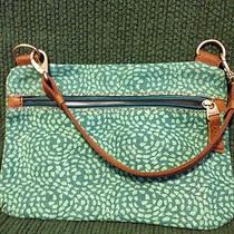 Fossil Mini Tote Pencil Bag Cosmetic Tote... Photo