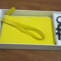 Fossil- Mini Wallet-Card Case- Key Ring- New--in Box Photo
