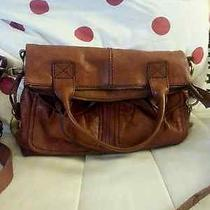 Fossil Modern Cargo Convertible Tote Photo