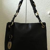 Fossil Modern Cargo Flap in Black Photo
