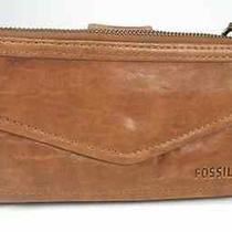 Fossil Modern Cargo Leather Clutch Photo