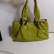 Fossil - Modern Vintage Glossy Leather Tote or Bag Photo