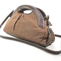 Fossil Modern Vintage Shoulder Bag Handbag/purse Photo