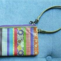 Fossil Multi-Color Pattern Small Wristlet  Photo