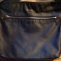 Fossil Navy Blue Handbag Photo