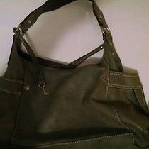 Fossil Olive Green Purse Photo
