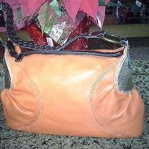 Fossil Orange Shoulder Bag Photo