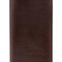 Fossil Original Brown Truman Executive Cordovan Leather Men's Wallet Ml3619603 Photo