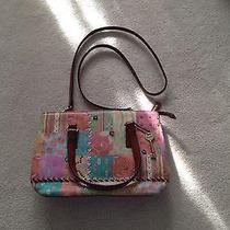 Fossil Patchwork Print Handbag Photo