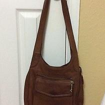 Fossil Purse Natural/brown Leather Photo