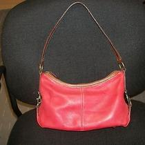 Fossil  Purse    Shoulder Purse Red Photo