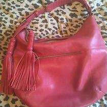 Fossil Red Purse Photo