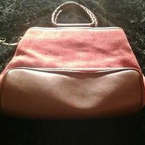Fossil Rust Colored 75082 Cute Handbag With Key Cute Photo