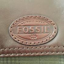 Fossil Shoulder Bag Purse Photo