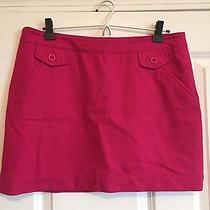 Fossil Skirt Pink Size 8 Nwt Photo