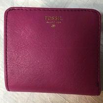 Fossil Sl4410695 Gift Bifold Bright Pink Photo