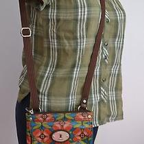 Fossil Sling Cross Body Nice for Gift  Photo