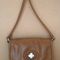 Fossil Small Leather Crossbody Purse Photo