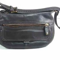 Fossil Small Leather Hobo / Shoulder Bag Photo