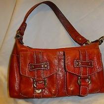Fossil Small Red Handbag (Orig. 160) Photo