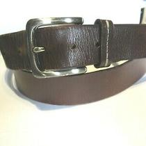 Fossil Soft Leather Belt 1 1/2