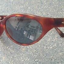 Fossil Speedster Tortoise Brown Sport Wrap Designer Sunglasses Photo