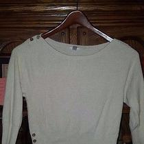 Fossil Spring/summer Lightweight Sweater Size Medium Photo